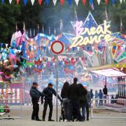 Sicherheit 67. Günzburger Volksfest