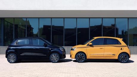 Autos wie der Twingo könnten es künftig schwer haben, sagt Hersteller Renault. Foto: Renault/dpa-tmn