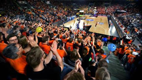 Die Ulmer Basketballer peilen peilen bei den Mitgliedern die 1000er-Marke an.