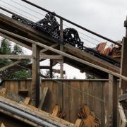 Holzachterbahn Wodan