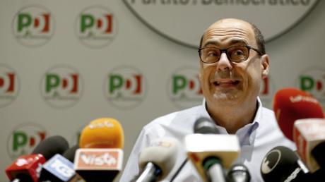 Nicola Zingaretti soll für die Partito Democratico eine Einigung mit der populistischen Fünf-Sterne-Bewegung finden.