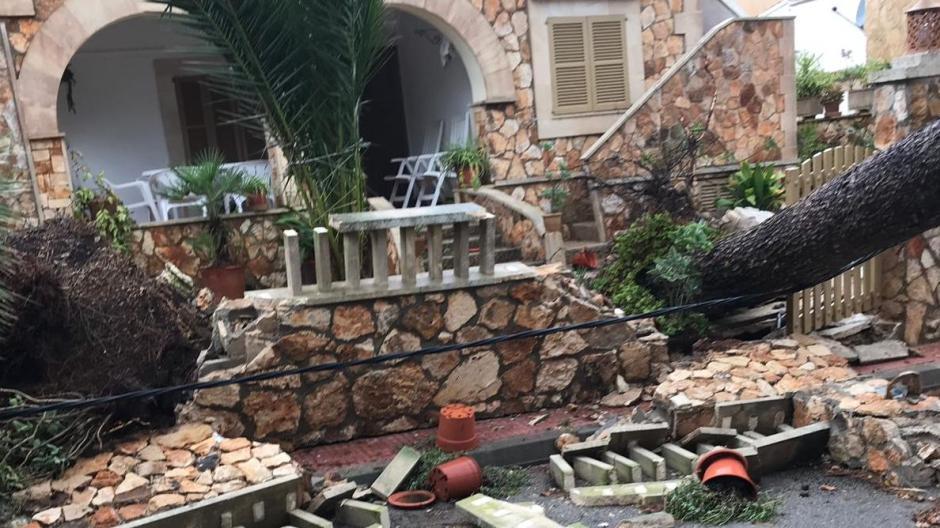 Unwetter Mallorca Karte.Mallorca Schweres Unwetter Trifft Mallorca Jetzt Wird