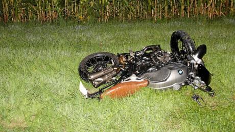 Tödlicher Verkehrsunfall bei Steinhart