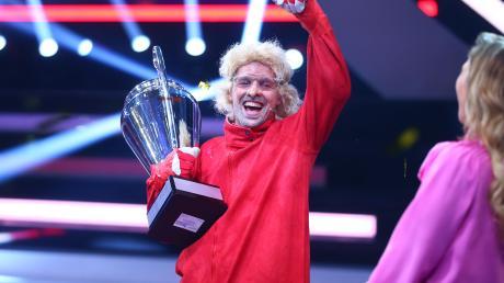 """""""Das Duell um die Welt - Team Joko gegen Team Klaas"""" lief am Samstag auf ProSieben. Klaas Heufer-Umlauf wurde dabei zum neuen Weltmeister gekrönt."""