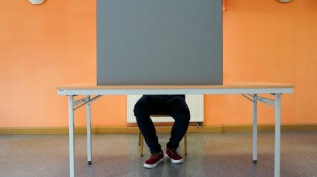 Landtagswahl Sachsen - Stimmabgabe Bündnis90/Grüne