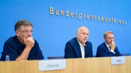 Wenige Freude herrscht nach den Wahlen in Brandenburg und Sachsen bei der FDP.