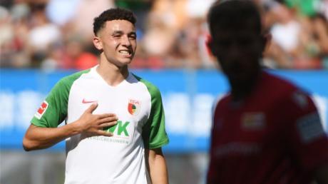 Ruben Vargas ist für die Schweizer Nationalmannschaft nachnominiert worden.