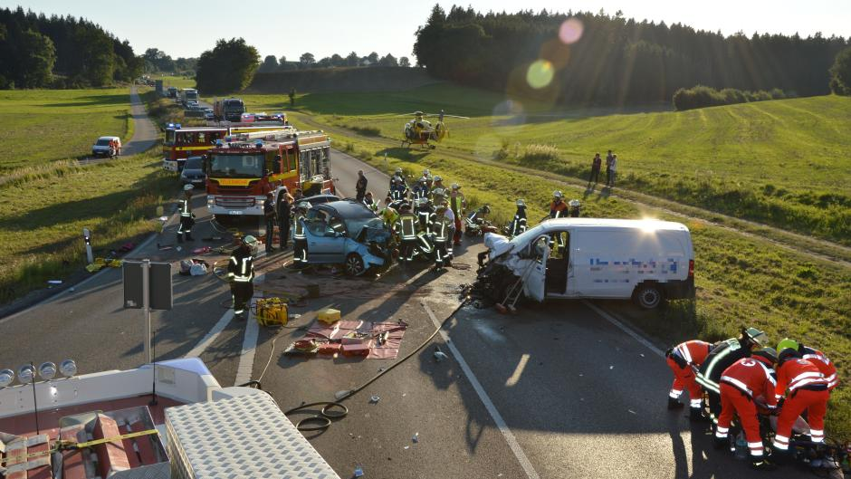 Unfall B22 Heute