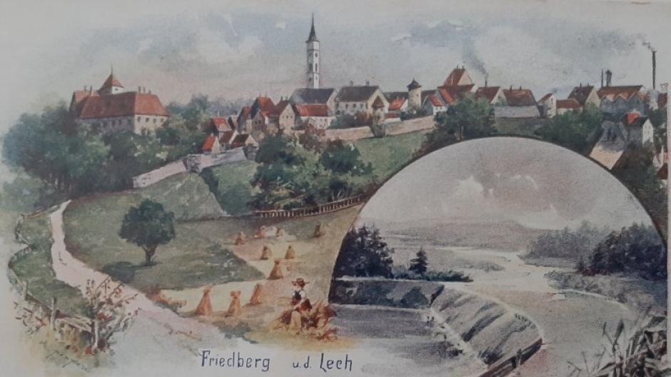 Modelle aus Friedberg