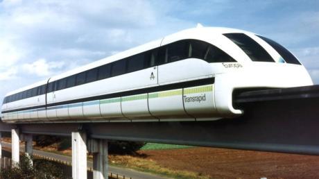 Ist die Schwebebahn das Verkehrsmittel der Zukunft? (Symbolbild)
