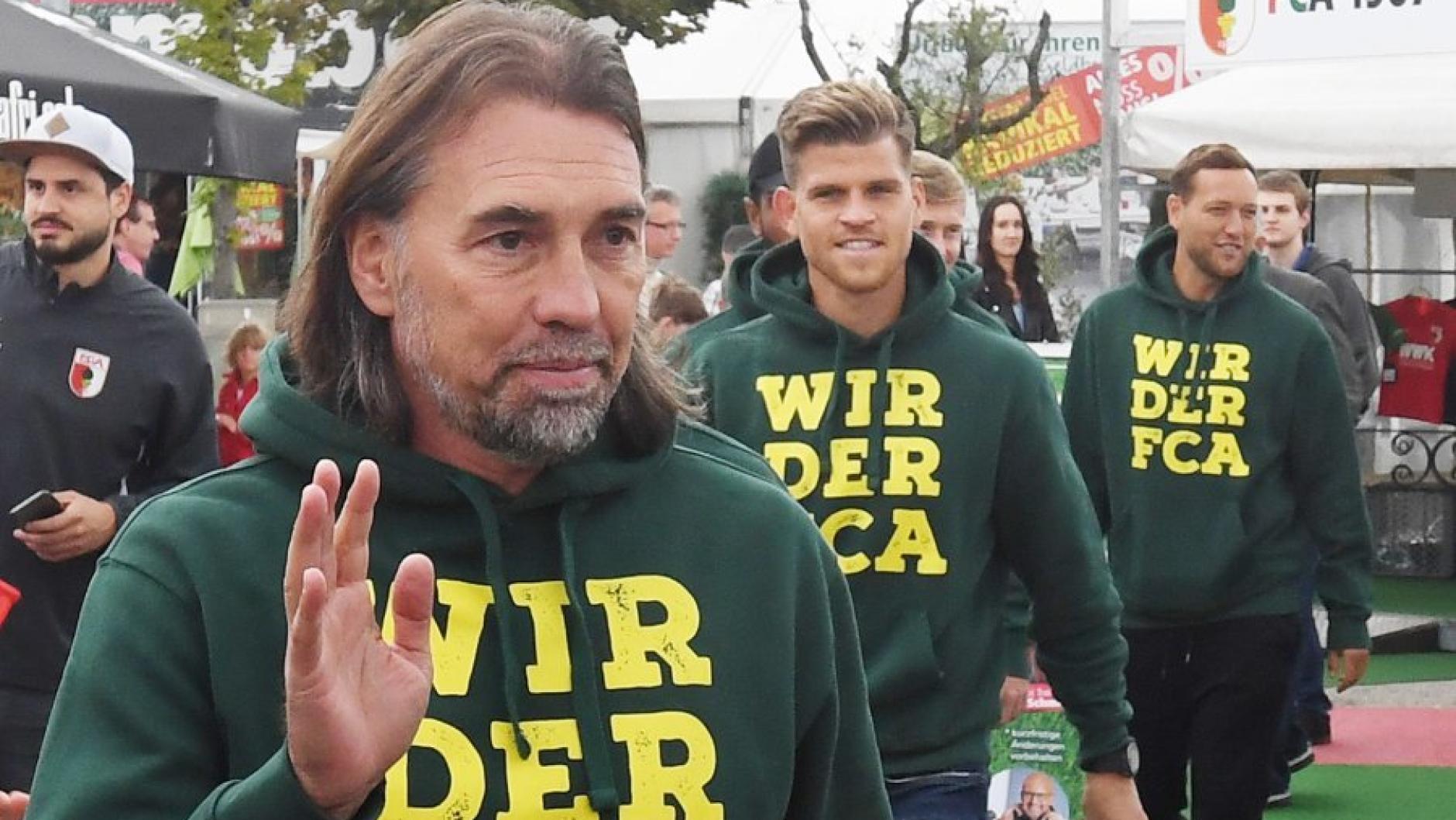 Trainer Fc Augsburg