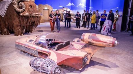Star War-Ausstellung in Dassow