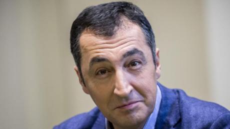 Cem Özdemir will Fraktionschef der Grünen im Bundestag werden.