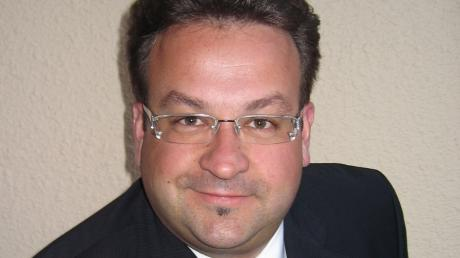 Johannes Ebermayer will Bürgermeister in Schwenningen werden.