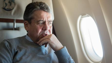 Sigmar Gabriel feiert 60. Geburtstag