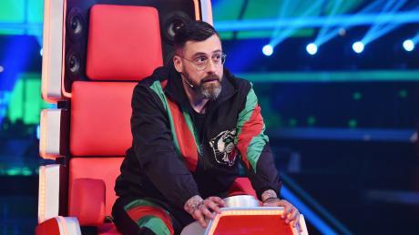"""""""The Voice of Germany"""" 2019: In Folge 15 musste sich Sido entscheiden, welches Talent einen Platz im Halbfinale erhält."""