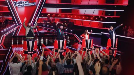 """Bei """"The Voice of Germany"""" 2019 starteten am Sonntagabend die Sing-Offs."""