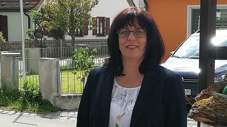 Bettina Kapfer will Bürgermeisterin in Schwenningen werden.
