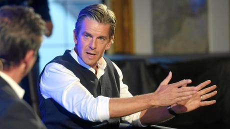 """Markus Lanz präsentiert drei Mal in der Woche die Talkshow """"Markus Lanz"""" im ZDF. Im Live-Interview mit Chefredakteur Gregor Peter Schmitz erzählt er, was ihn bewegt."""