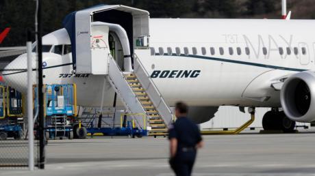 Die Boeing 737 Max muss weiter am Boden bleiben.