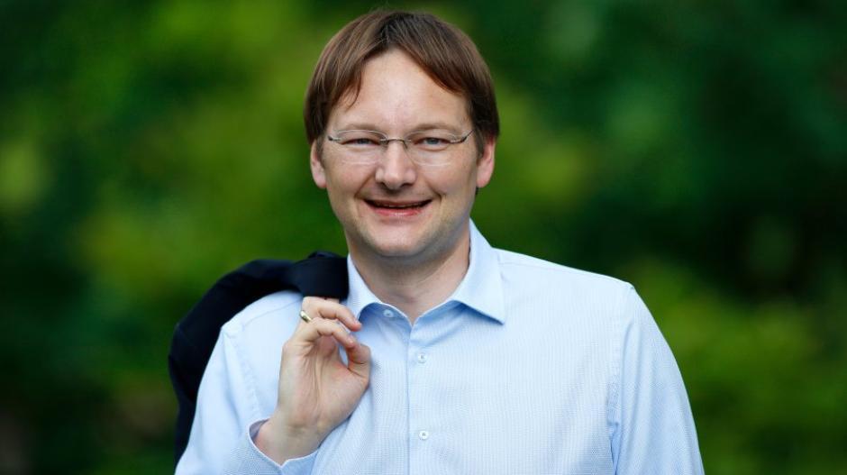 Dr. Hans Reichhart Bauminister