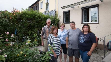 Erbbau-Streit, Reinöhlstraße, Augsburg;