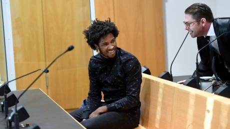 Caiuby vor Gericht / Prozess in Augsburg
