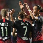 RB Leipzig will das erste Mal bei Werder Bremen gewinnen. Foto: Jan Woitas