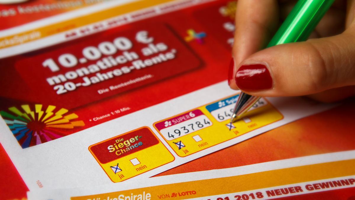 Glücksspirale Gewinnzahlen Samstag Heute