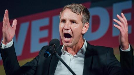 Laut der AfD-«Arbeitsgruppe Verfassungsschutz» war Björn Höcke unter den betrachteten Funktionären der AfD derjenige, von dem die meisten im Zusammenhang mit dem Verfassungsschutz relevanten Äußerungen stammten.