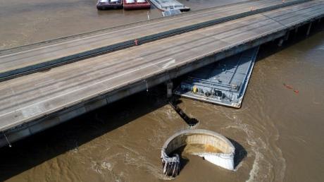 Überschwemmungen nach Tropensturm «Imelda»