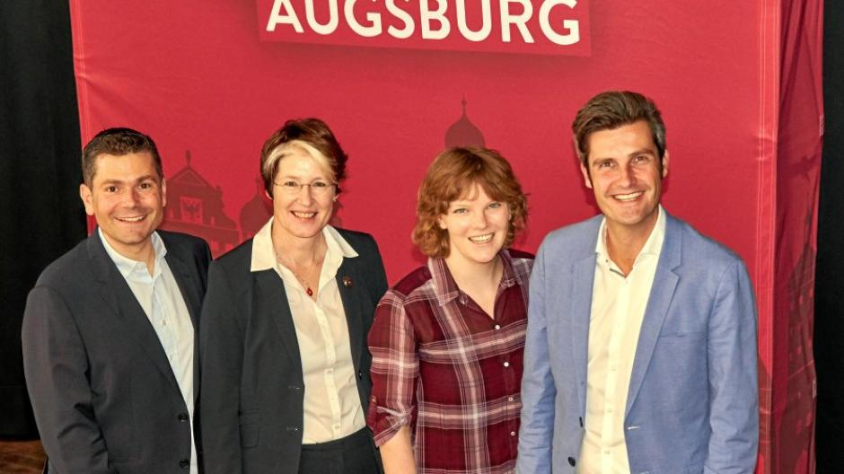SPD, Nominierung, Stadtratsliste, Augustanasaal, Annahof,