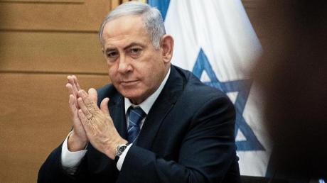 Benjamin Netanjahu hat einen Unterstützer mehr als sein oppositioneller Herausforderer Benny Gantz vom Mitte-Bündnis Blau-Weiß. Für eine Mehrheit in der Knesset reicht das aber nicht. Foto: Ilia Yefimovich