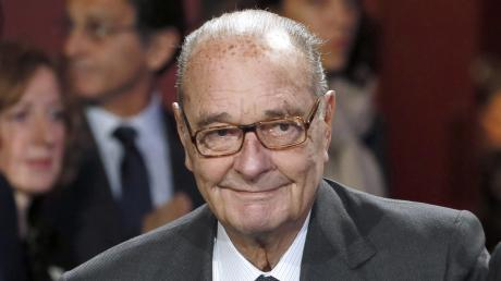 Jacques Chirac ist gestorben.