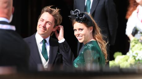 Prinzessin Beatrice ist jetzt mit Immobilienmogul Edoardo Mapelli Mozzi verlobt.