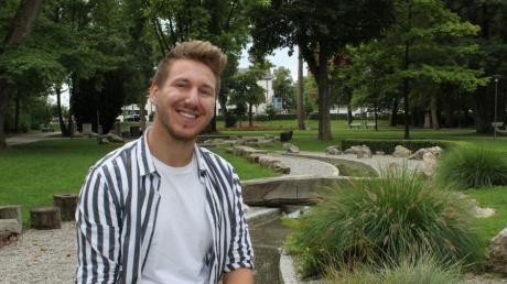 Youtuber Max aus Lauingen geht für 1,5 Jahre auf Weltreise.