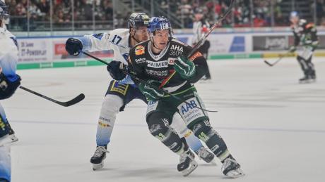 Haben das Nachsehen: die Augsburger Panther gegen Ingolstadt.
