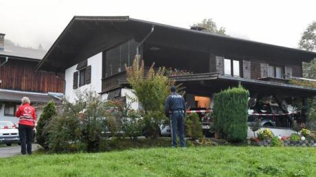 In Kitzbühel ermittelt die Polizei wegen fünffachen Mordes.