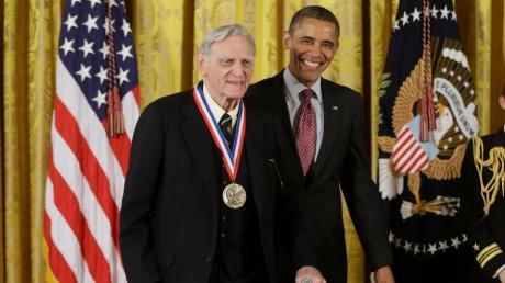 Chemie-Nobelpreis an drei Batterieforscher - John Goodenough