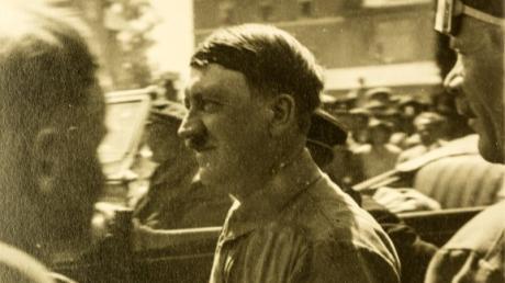 Adolf Hitler in Kempten