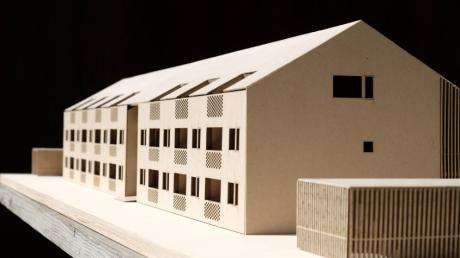 Bau Bauausschuss Affing Mehrgenerationenhaus Halle Lagerhalle