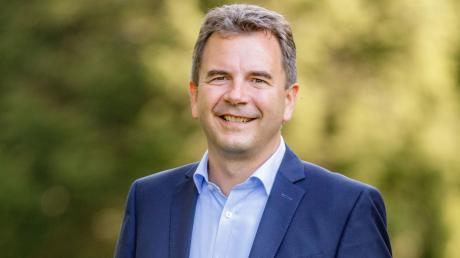 Stefan Welzel will Bürgermeister von Bad Wörishofen werden. Die CSU hat den Rechtsanwalt als Kandidaten nominiert.