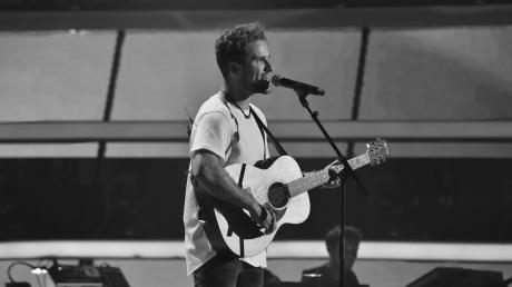 """Fabian Haugg aus Augsburg hat an """"The Voice of Germany"""" teilgenommen."""