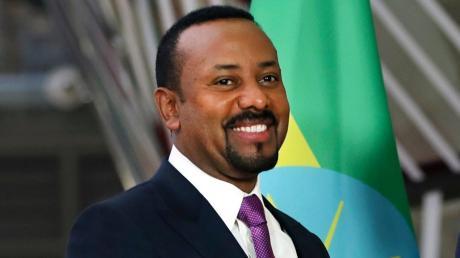 Heute werden die Nobelpreisträger 2019 geehrt. Der Friedensnobelpreis geht an den äthiopischen Ministerpräsidenten Abiy Ahmed.