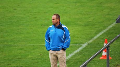 Ralf Kleinsteuber, Trainer der SG Kirchdorf/Rammingen, sah einen etwas mühsamen 4:2-Heimsieg seiner Mannschaft gegen den SVS Türkheim 2.