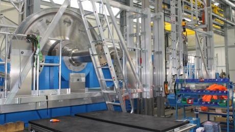 Bei Voith in Sonthofen wurde Antriebstechnik produziert. Das Werk soll bis Ende 2020 geschlossen werden.