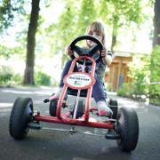 Aus für das legendäre Kettcar des Herstellers Kettler. Foto: Jörg Carstensen/dpa