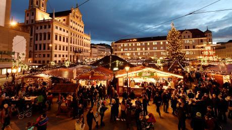 christkindlesmarkt augsburg