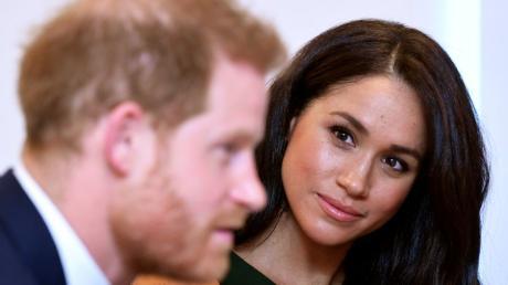 Prinz Harry und Herzogin Meghan bei den WellChild Awards
