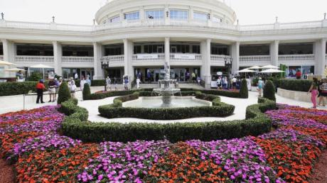 Die USA wollen den G7-Gipfel im Jahr 2020 in Trumps Golfhotel in Miami ausrichten. Foto: Wilfredo Lee/AP/dpa